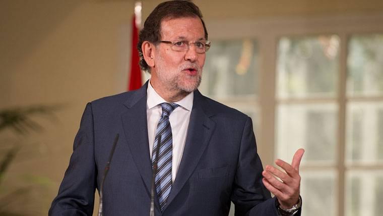 """Las palabras del presidente de España sobre el """"Caso Cristiano"""""""