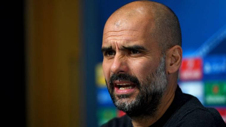 Guardiola estalla y desmiente la polémica sobre Alexis y Cesc