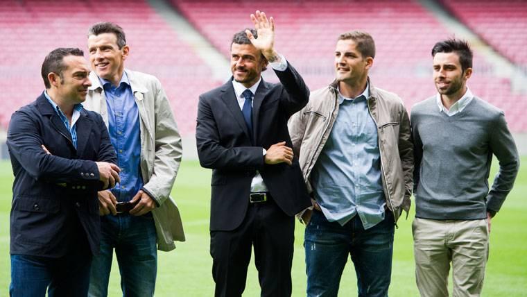 Intrigante mensaje del preparador físico del Barça