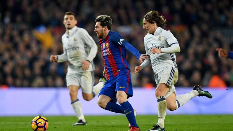 Los motivos por los que el FC Barcelona no fichó a Modric