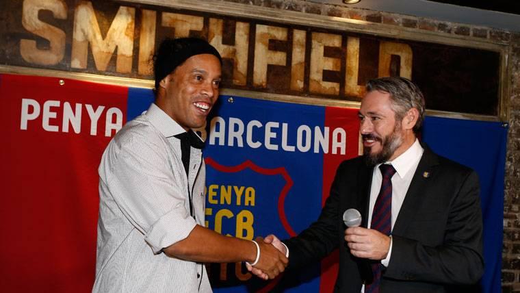 Dos antiguas estrellas del Barça pueden jugar en el Chapecoense