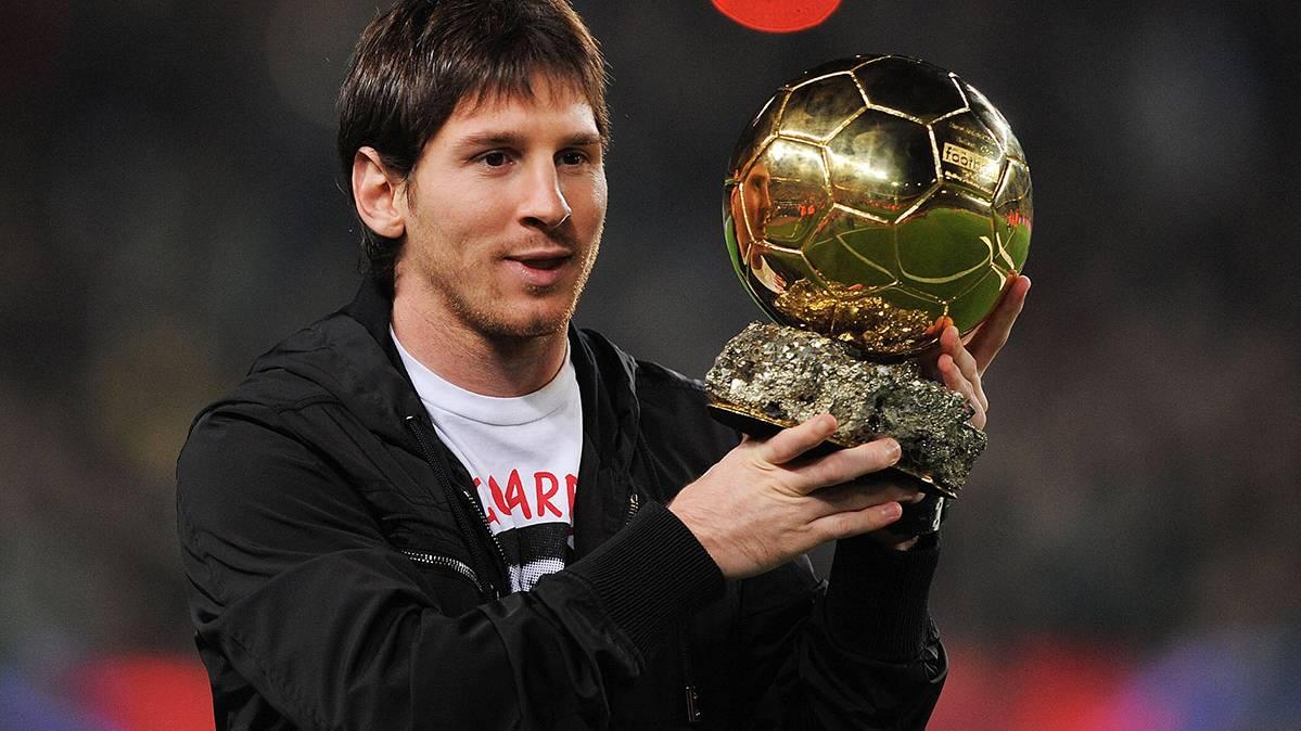 Hace siete años que Leo Messi tomó el cielo por asalto