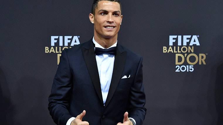 ¡Filtran que Cristiano Ronaldo será el nuevo Balón de Oro 2016!