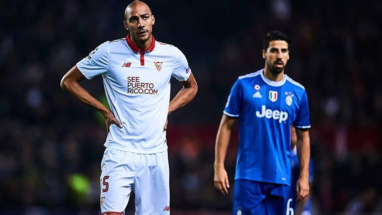 Cuidado: La Juventus, decidida a pagar la cláusula de N'Zonzi