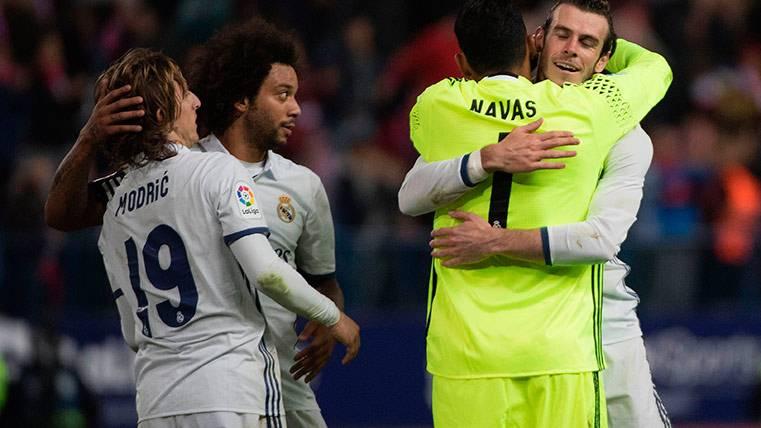 Otro importante jugador del Real Madrid, investigado por Hacienda