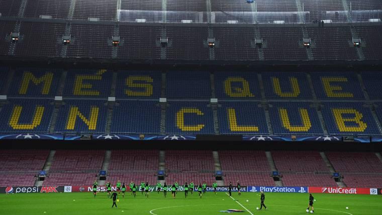 Esto es lo que se jugaba el Barça en la última jornada de Champions