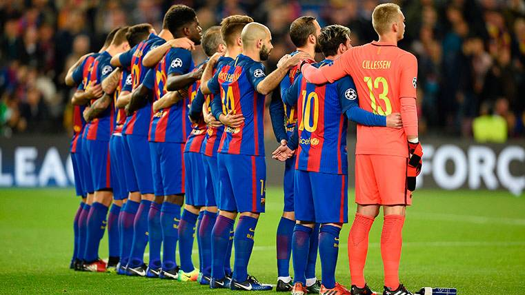 Dos debuts especiales del Barça en la Champions League