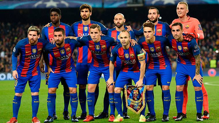El Barça, con una estratosférica estadística en Champions