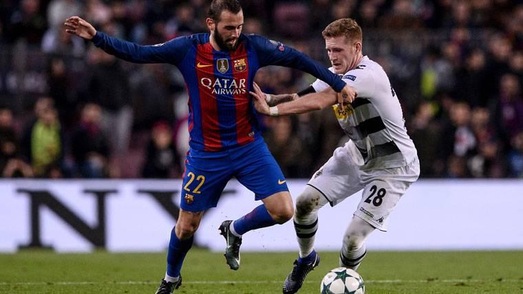 CONFIRMADO: Aleix Vidal se queda y el Barça no fichará en invierno