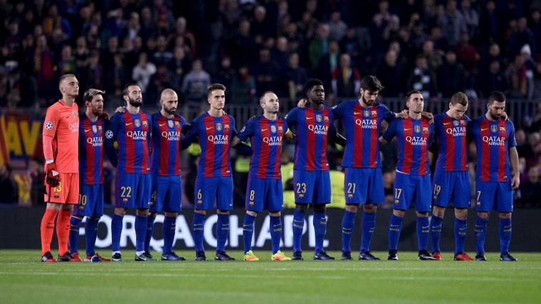 """La estadística que respalda el """"fondo de armario"""" del Barça"""