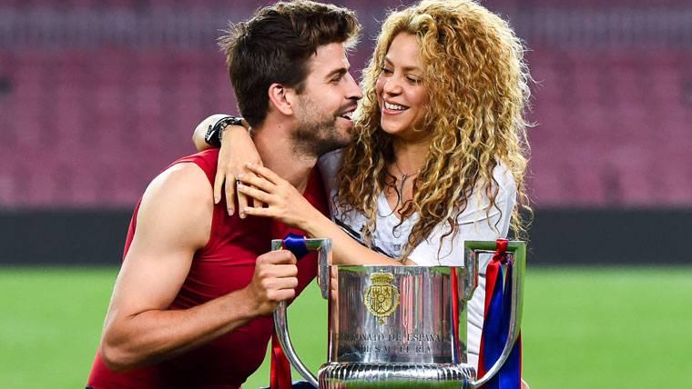 Shakira desvela algunos secretos de su relación con Piqué