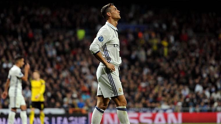 ¿DIVORCIO TOTAL? Cristiano Ronaldo le recriminó al Bernabéu sus pitos