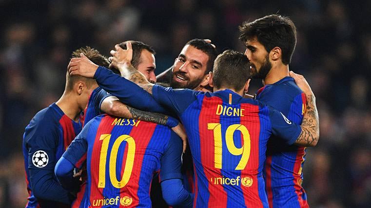 Estos son los sorprendentes goleadores del Barça 2016-2017