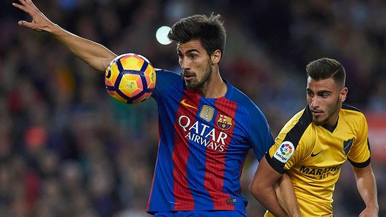 André Gomes lo rechazó todo únicamente para venir al Barça