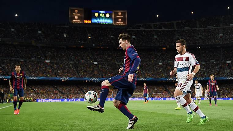 Apuntan a un Barça-Bayern y Arsenal-Madrid en octavos