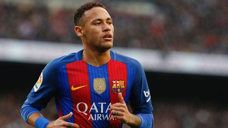 La gran preocupación de Neymar desde que llegó al Barça