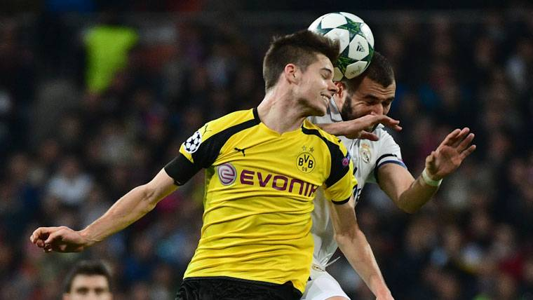 La joya del Dortmund que suena como relevo de Busquets