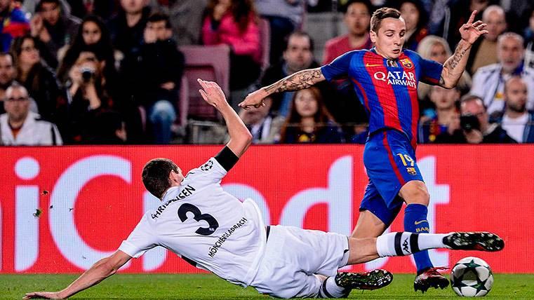 """Digne: """"En el Barça quiero ser decisivo en ataque"""""""