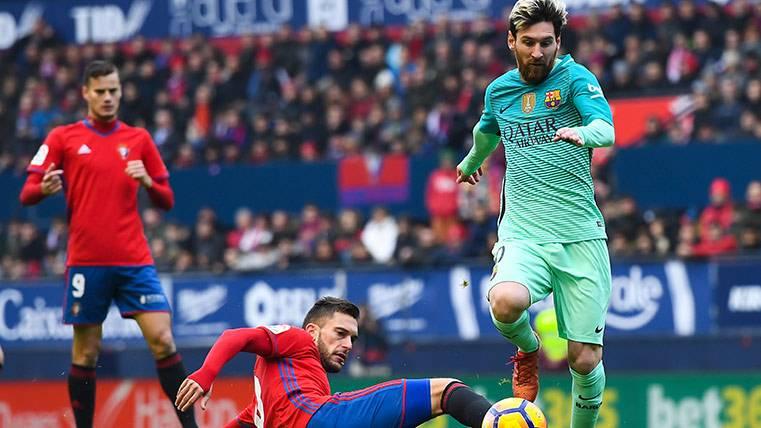 El FC Barcelona volvió a referirse a la renovación de Messi