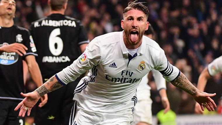 ¡Ramos vuelve a salvar al Real Madrid en el descuento!
