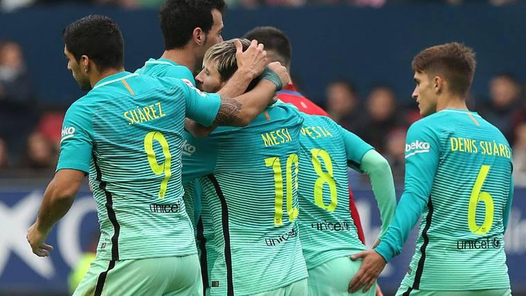 """El Barcelona ganó la """"batalla del estilo"""" contra el Real Madrid"""