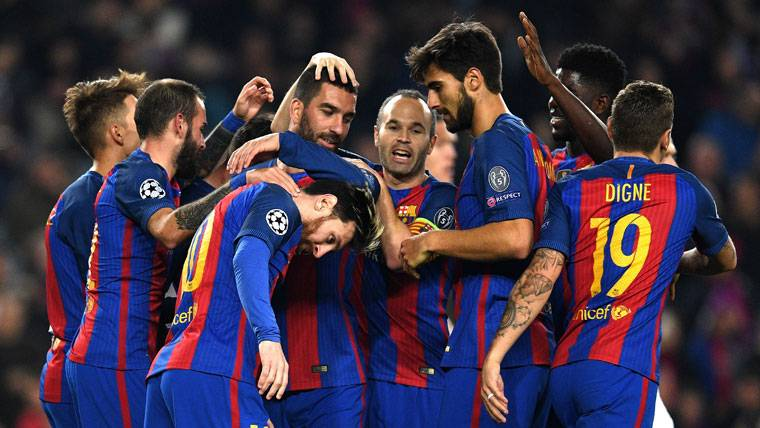 Las preferencias del Barça para el sorteo de Champions League