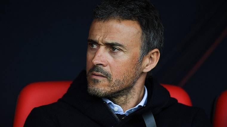 Este es el nuevo jugador favorito de Luis Enrique en el Barça