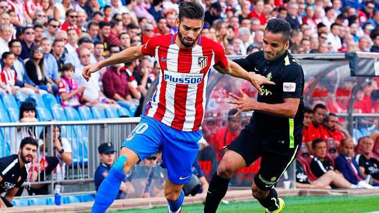 Hola Barça, el miércoles Douglas Pereira viene a verte