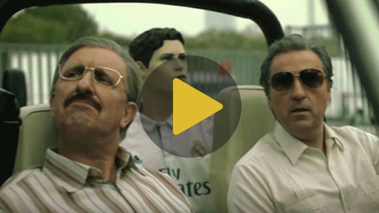 """El hilarante """"gag"""" sobre los sorteos del Madrid en Champions"""