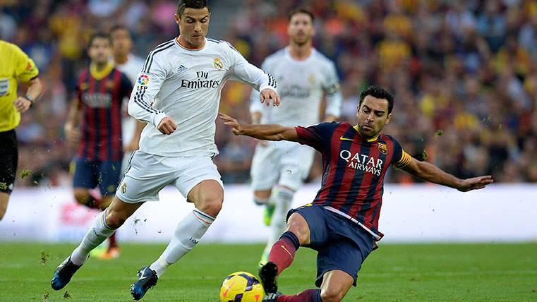 La diferencia entre el Madrid y el Barcelona según Xavi
