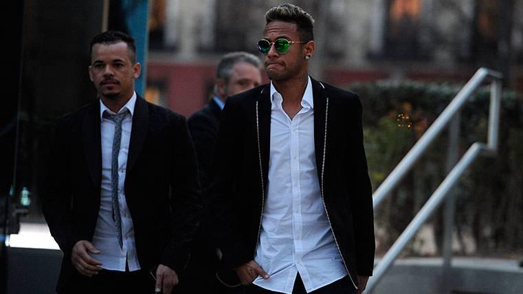 POLÉMICA: ¡DIS quiere que Neymar Júnior vaya a la cárcel!