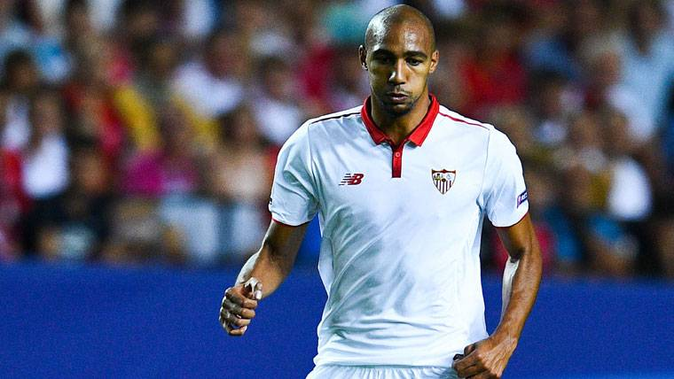 """Guiño de N'Zonzi al Barça: """"Su interés es halagador"""""""