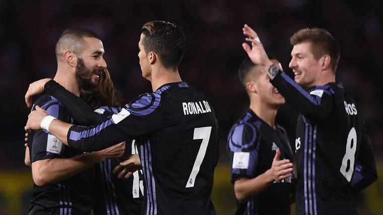 Cristiano sentenció al América con un gol que pasó por revisión