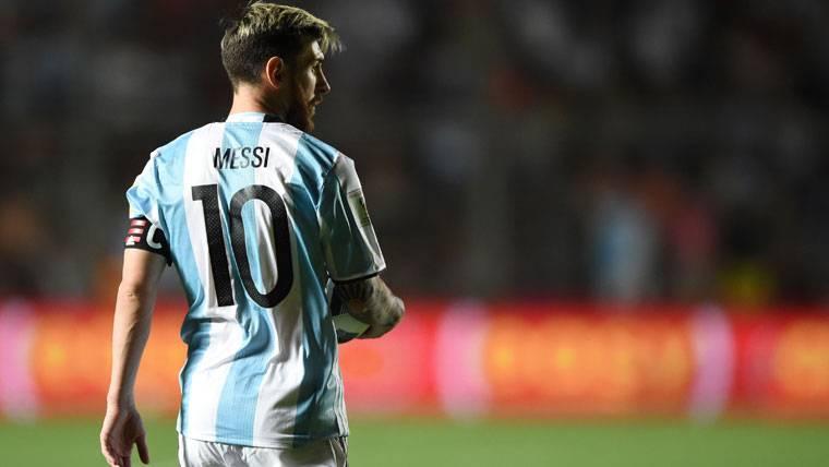 """¡Hasta cuando Messi se enoja se enoja bien!"""