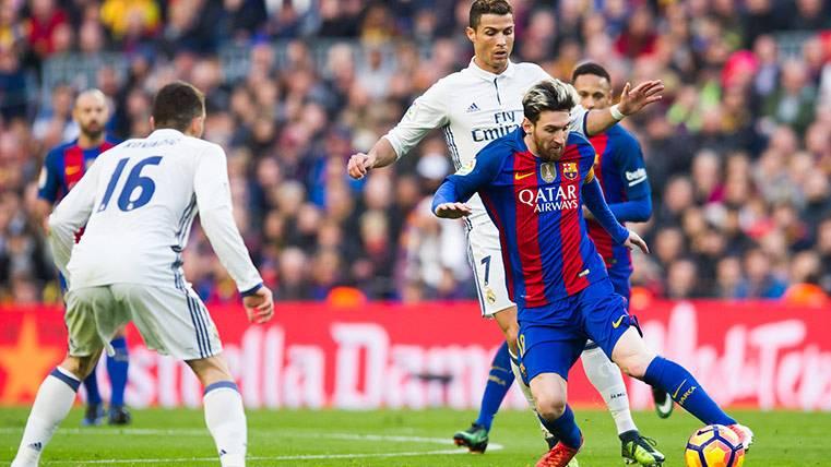 """""""Cuando alguien es un número uno como Messi, le da igual CR7"""""""