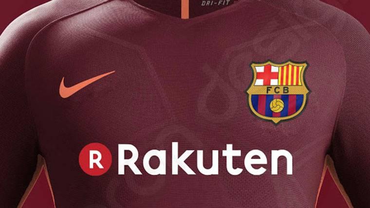 La sospechosa casualidad en la tercera camiseta del Barça