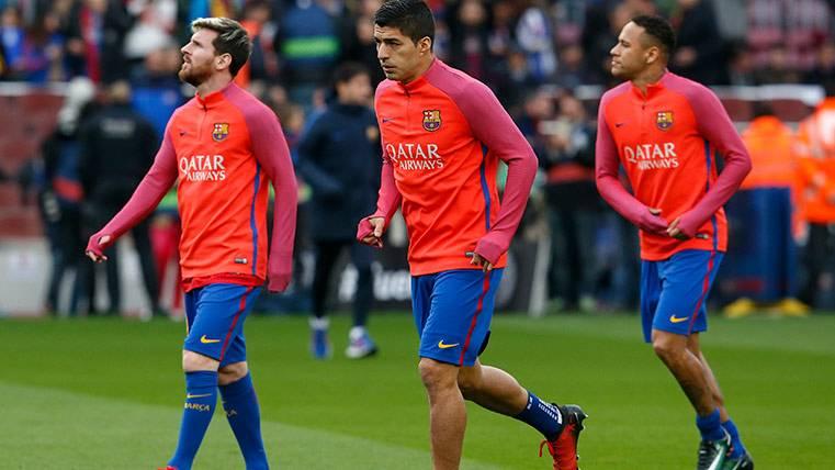 La MSN del Barça podrían hacer historia ante el Villarreal