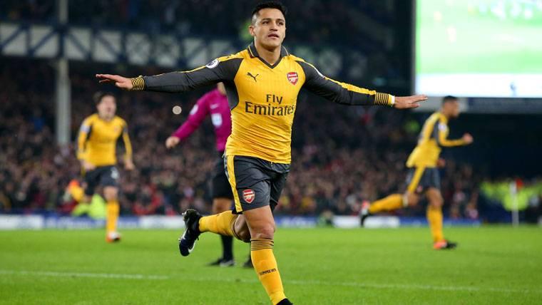 """BOMBA: Alexis puede convertirse en un """"traidor"""" para el Arsenal"""