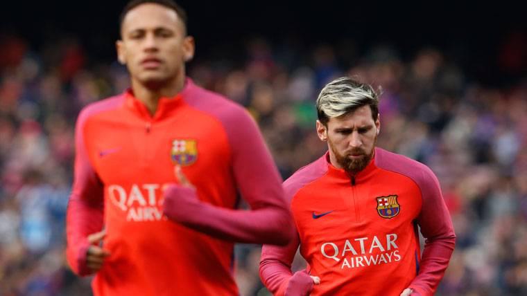 """""""Sólo se le puede dar el Balón de Oro a un jugador, y Messi es el mejor"""""""