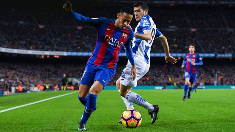 POLÉMICA: Hablan de provocación de Neymar ante el Espanyol
