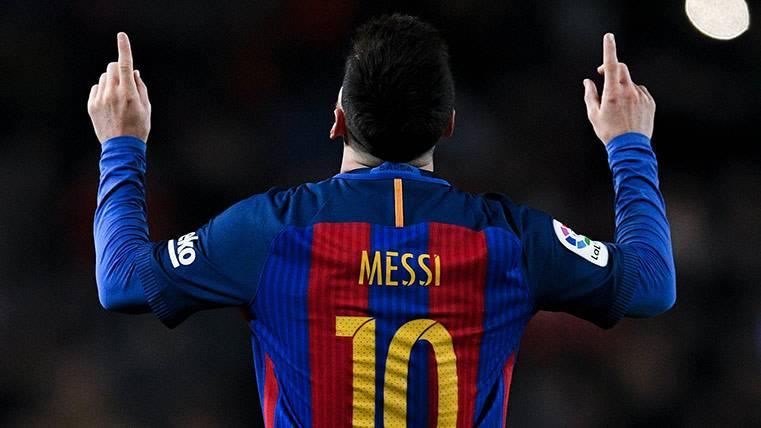 La prensa internacional vuelve a rendirse a los pies de Messi