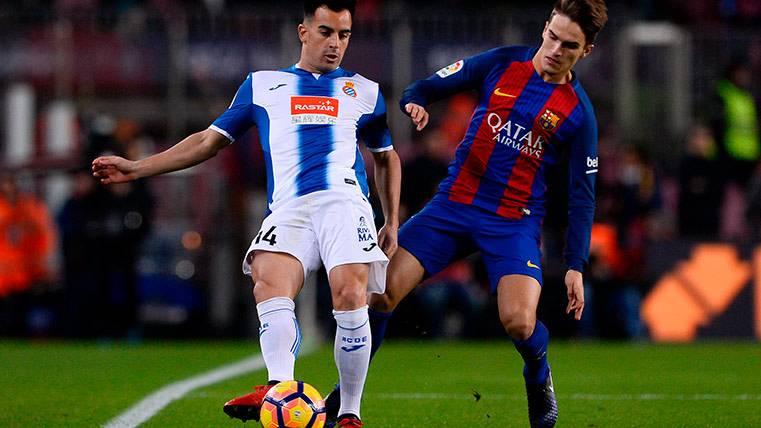 El Barça ya prepara otros 800 mil euros por Denis para el City