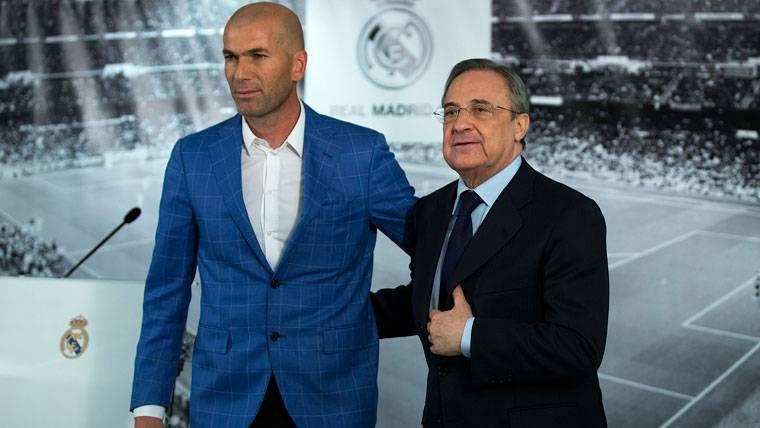 El gran objetivo del Real Madrid ahora que puede fichar
