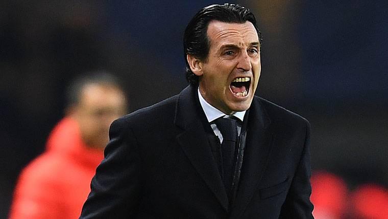 La minuciosa preparación de Emery contra el FC Barcelona