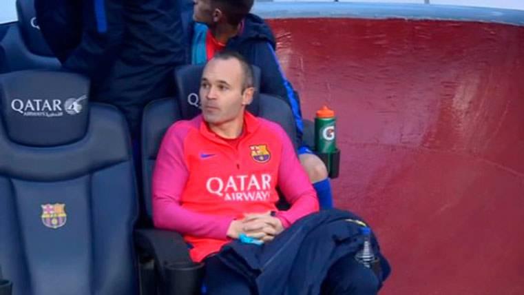 BUENAS NOTICIAS: Iniesta confirma que ya negocia con el Barça