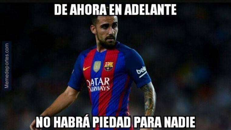 """Estos son los mejores """"memes"""" del Barcelona-Hércules"""