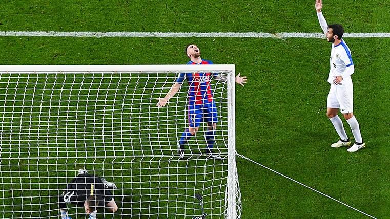 La clasificación goleadora que lidera Paco Alcácer en el Barça