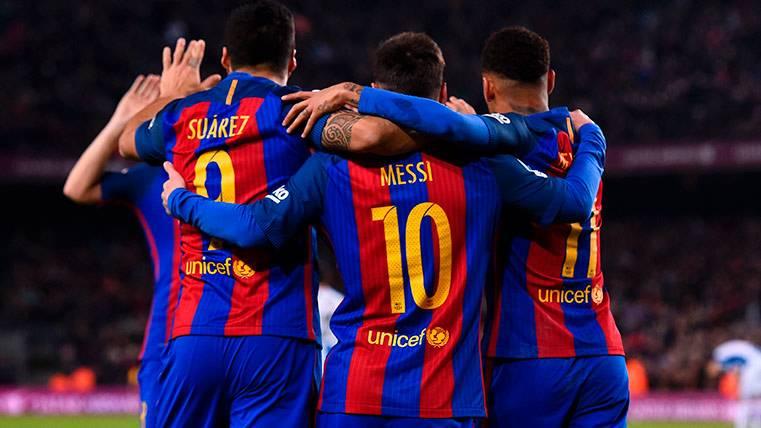 """La """"MSN"""", en los 500 talentos mundiales para World Soccer"""