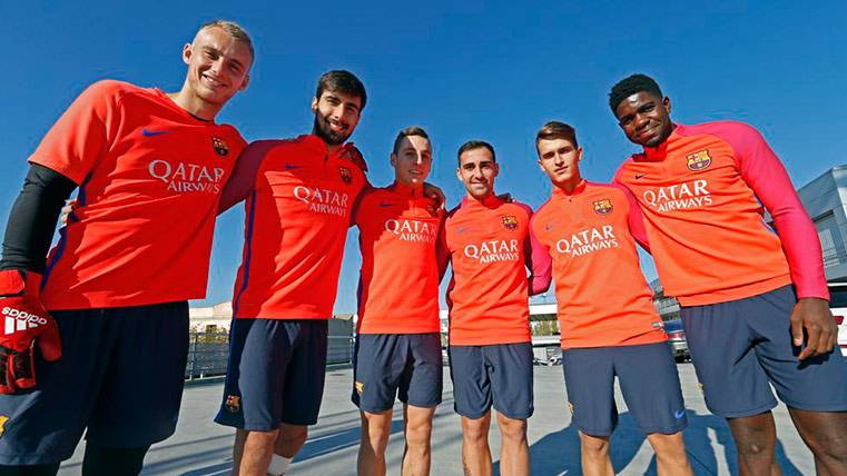 Este es el 1x1 de los fichajes del Barça, por Luis Enrique