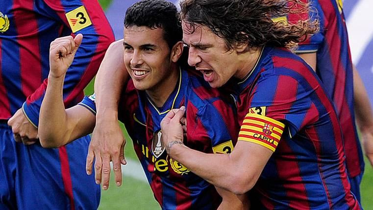 La razón por la que Pedro era Pedrito en sus inicios en el Barça